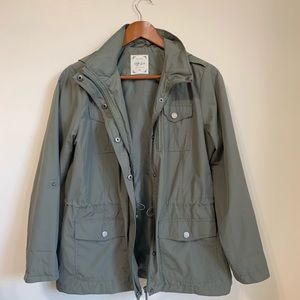 Style and Co utility jacket